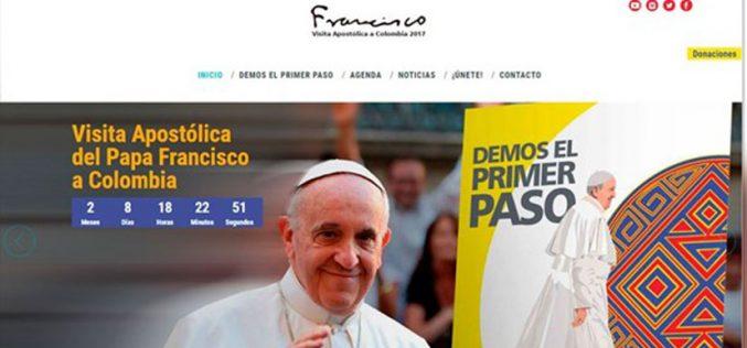 Објавена програмата за посетата на Папата на Колумбија
