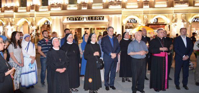 """Втор ден од манифестацијата """"II. денови на Света Мајка Тереза во скопската парохија"""""""