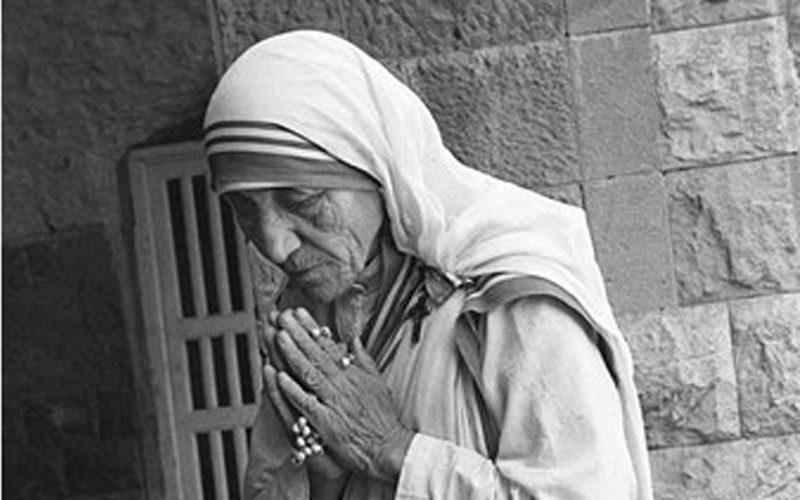 Порака на Папата за празникот на света Мајка Тереза