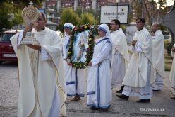 Прославен празникот на Мајка Тереза во нејзината родна парохија