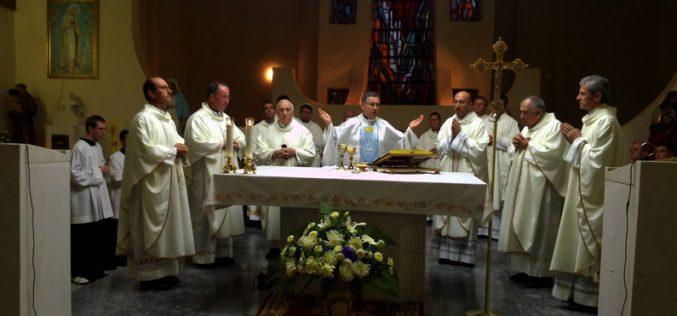 Бискупот Стојанов служеше Литургија за татковината