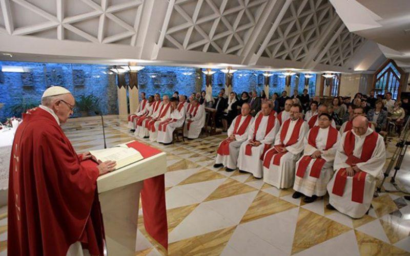 Папата Фрањо: Нема Христос без крст, ниту крст без Христос