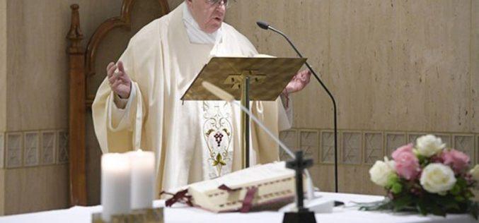 Папата: Да контемплираме за Богородица