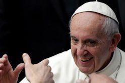 Порака на Папата до учесниците на поклонението за семејства