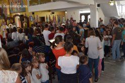 Радово: Со Света Литургија започна учебната 2017/2018 година