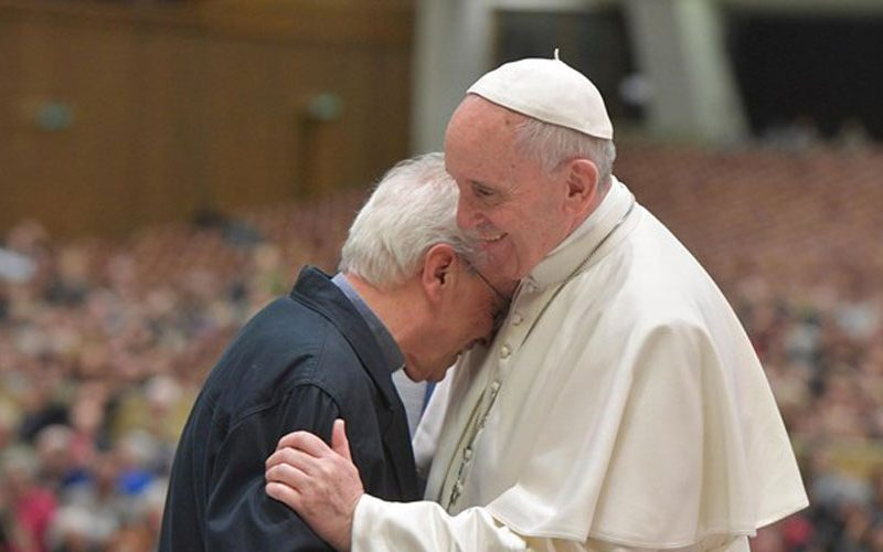 Папата: Катехистот поаѓа од Христос и оди со Христос