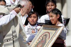 Папата се моли за возљубениот мексикански народ