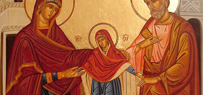 Свети Јоаким и света Ана
