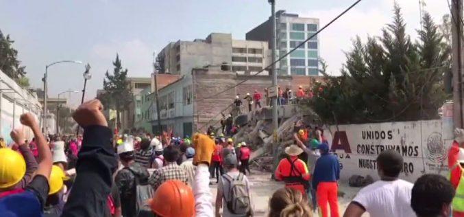 Папата донира 150.000 долари за погодените од земјотресот во Мексико