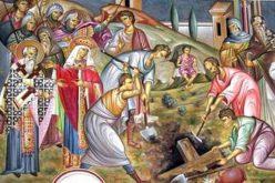 Воздвижение на чесниот и животворен Крст – Крстовден