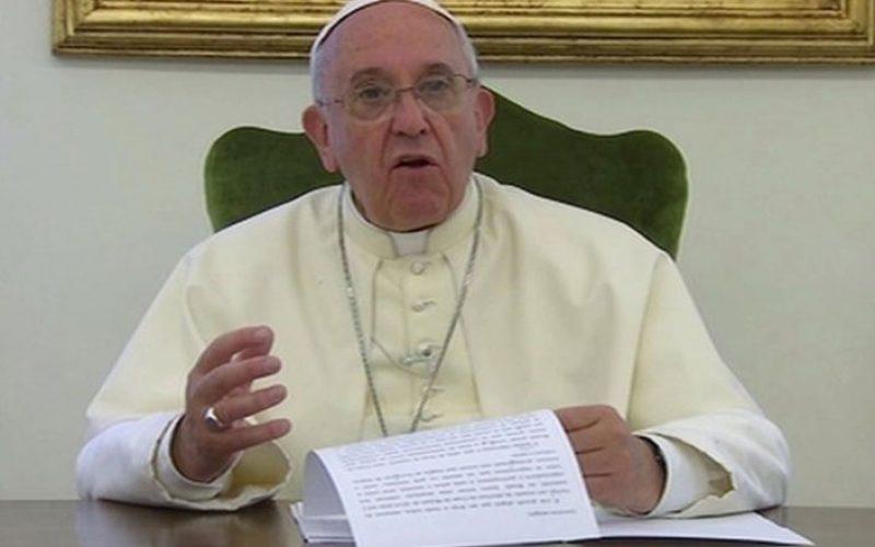 Пораката на Папата до Конгрегацијата на свети Винко Паулски