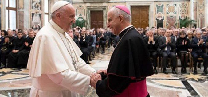Црквата мора постојано да биде инструмент на милосрдието