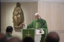Папата: Побарајте од Бог храброст и следете го Исус