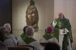 Папата: Срамот е милост која нè оздравува од гревот