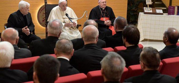 Пораката на Папата по повод сто годишнината од Конгрегацијата за Источни Цркви