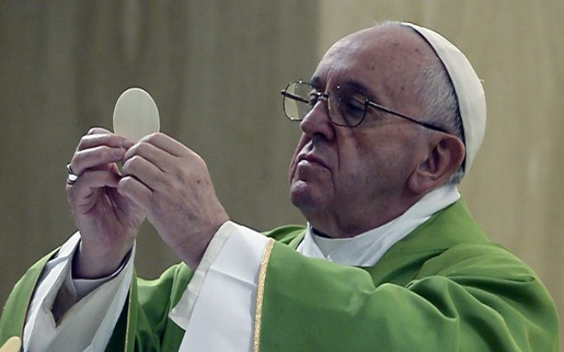 Папата: Да се биде христијанин е Божји благослов