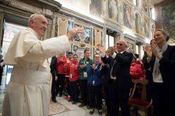 Папата: Спортот нека биде можност за вклучување и надеж