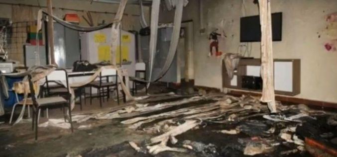 Папата моли за жртвите од подметнатиот пожар во Бразил