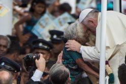 Папата ги прими организаторите на апостолската посета на Шри Ланка
