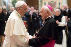 Папата ги прими членовите на Молитвеното здружение цар Карло