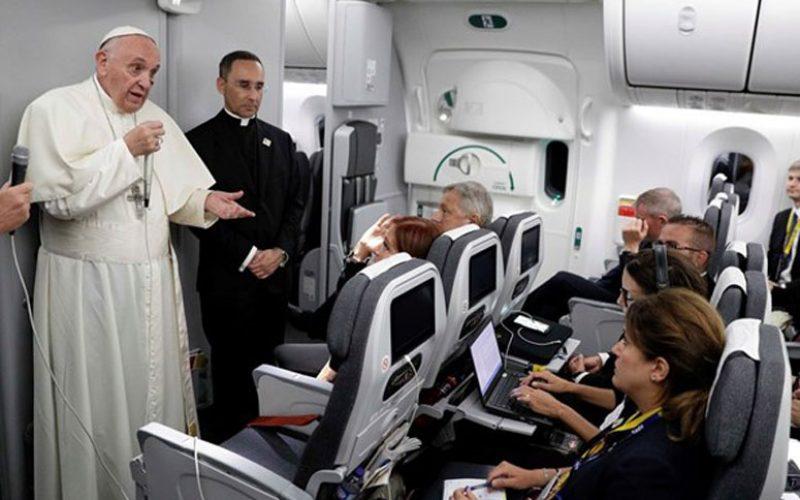 Нова книга на Папата: Црквата во дијалог