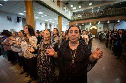 Поддршка за враќање на христијаните во Ирак