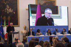 Меѓународна средба за водата и климата во Рим