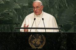 """Папата сака Светиот Престол да е на """"првата линија"""" во ООН"""