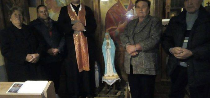 Заврши Октомвриската побожност во Нова Маала и Чанаклија