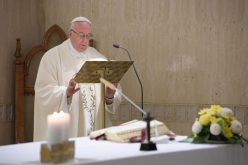 Папата: Кога Бог ќе даде некој дар, тој дар е неотповиклив
