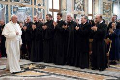 Папата до украинскиот колегиј во Рим: Бидете вистински пастири