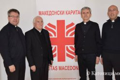 Дон Паво Шекерија ја презеде должноста директор на Македонски Каритас