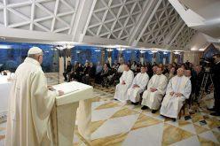 Папата: Молете се за корумпираните!