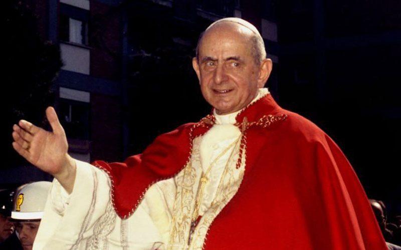 Папата испрати порака до учесниците на средбата за Павле VI