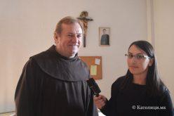 Интервју со фра Иво Павиќ: Црквата е харизматска