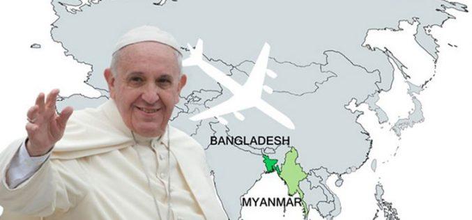 Бангладеш со нетрпение го очекува Папата