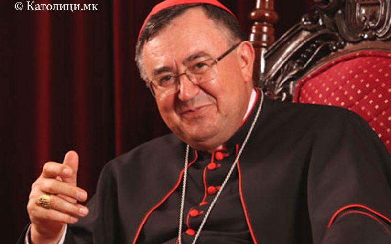 Кардинал Пуљиќ ќе ја посети Црквата во Македонија