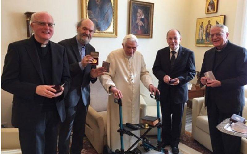 Учителство на Бенедикт XVI е скапоцено наследство за Црквата