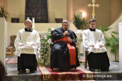 Кардиналот Пуљиќ разговараше со верниците