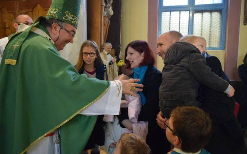 Кардинал Пуљиќ во Битола
