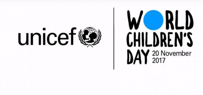 Пораката на Папата на Твитер на Меѓународниот ден на детето