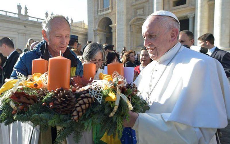 Светата Литургија е одење на Голгота