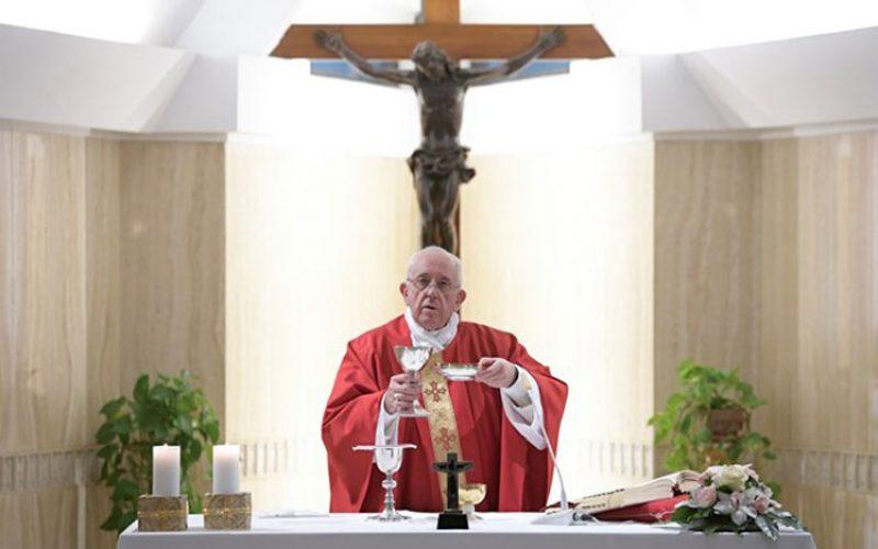 Папата Фрањо: Како може да се очисти храмот?