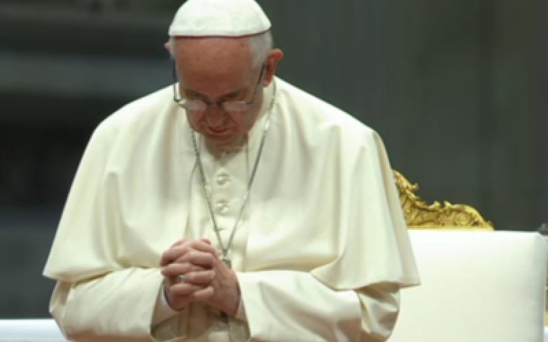 Сочувство од Папата по повод терористичкиот напад во Египет
