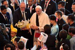 Папата се обрати до граѓанските власти во Мјанмар