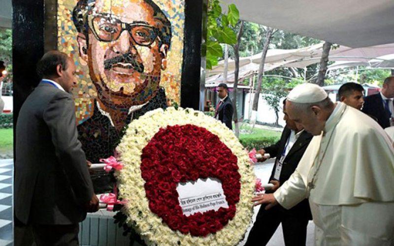 Папата Фрањо пристигна во Бангладеш