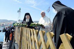 Папата упати порака до патријархот Вартоломеј