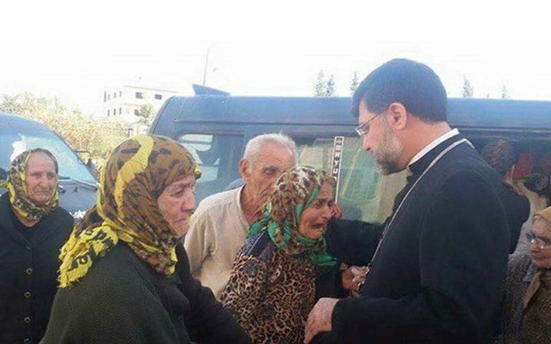 Три проекти како божиќен подарок за христијаните во Алепо