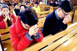 Папата ги поттикна христијаните во Тајван да се стремат кон единство