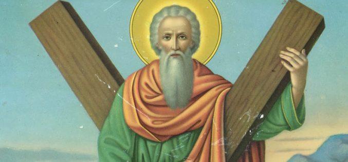 Свети апостол Андреј